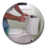NorthShore Plumbing - Leaking Toilet
